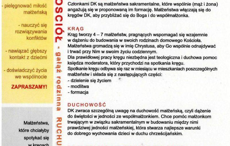 ulotka DK 1